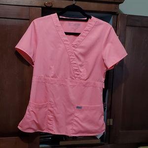 Grey's Anatomy Scrub SET Top M and Pants M